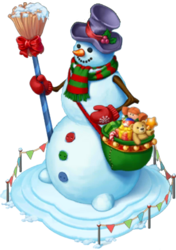 Snowman Complete