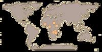 Hippo map