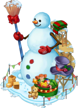 Snowman Level 6