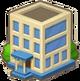 Community Buildings Icon 2