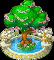Earth Day 2017 Fountain