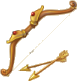 Bow of Artemis Icon
