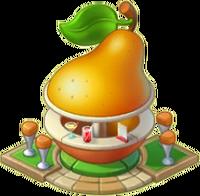 Pear Tiki Bar