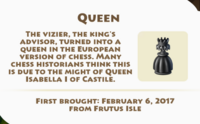 Queen Artifact