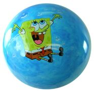SpongeBob playground ball