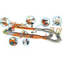 Mario Kart Wii K'Nex race track