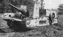 Gun Carrier Mark I-1-