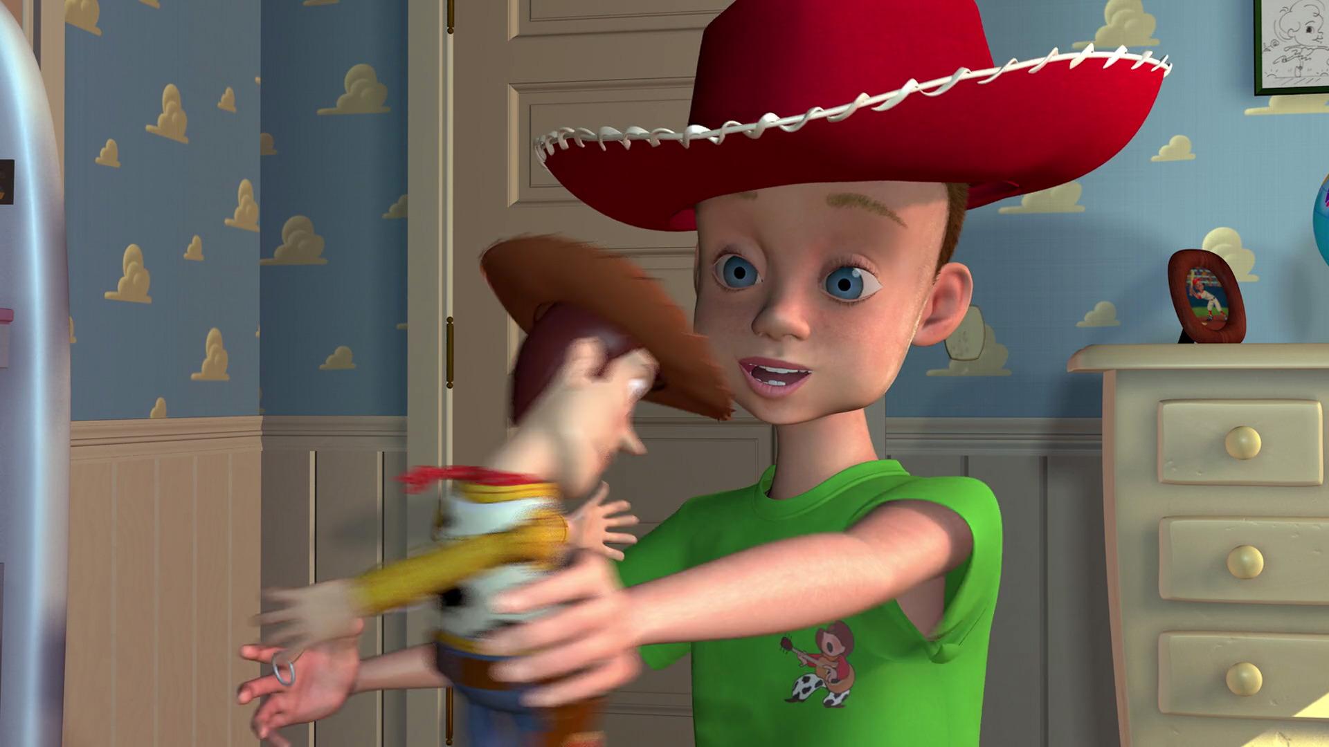 Disney Toy Story 4 Andy : Andy davis toy story wiki fandom powered by wikia