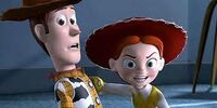 Woody and Jessie Rivalry