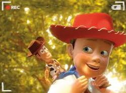 Toy story young andy