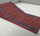 Queue path (Brick)