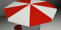 Table/Umbrella