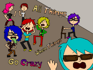 All Things When Things Go Crazy-bg