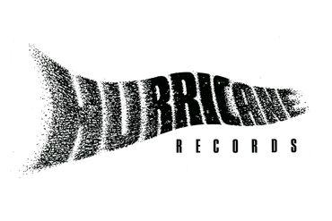 Hurricane records logo