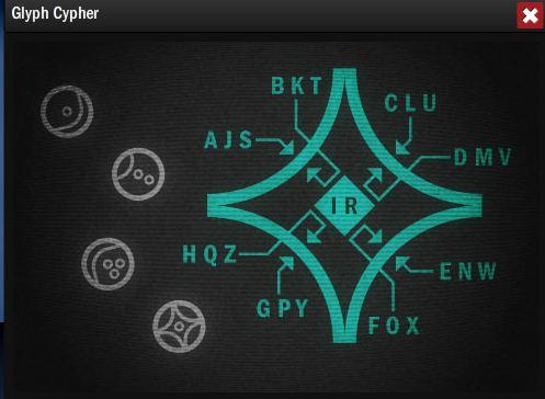 Glyph Cypher