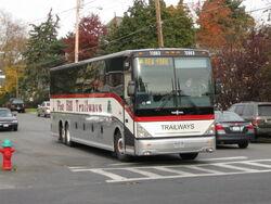 Trailways of New York Van Hool C2045L 72063