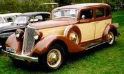 Graham Blue Streak 4-Door Sedan 1932