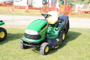 John Deere X130R Mower - IMG 2267