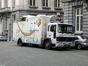 Vtm-tv spacelink (volvo) 2001.11.21