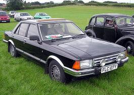 1982 Ford Granada 2.8 Ghia X