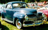De Soto Custom Coupe 1941