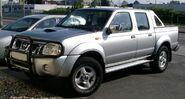 Nissan Navara front 20080509