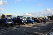 HCVS Leeds meet line up in June 09 - IMG 4041
