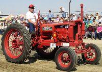 McCormick-Deering Farmall F12 1937