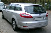 Ford Mondeo 3 rear 20071025