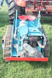 Ransomes MG2 sn 151 at Kettering 08 - IMG 2003
