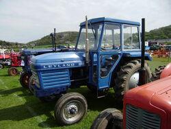 Leyland 245? at Llandudno 08 - P5050125