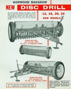 HB Disc Drill brochure