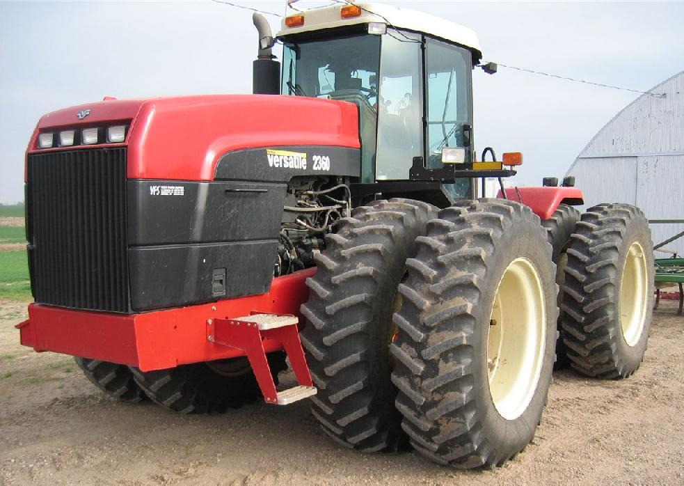 Buhler Versatile 2360 Tractor Amp Construction Plant Wiki