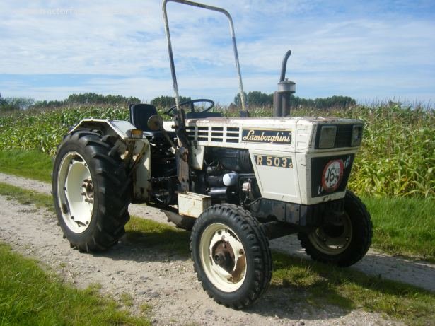 Lamborghini R 503s Tractor Amp Construction Plant Wiki Fandom Powered By Wikia