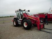 Redrock TH280s loader at SED 09 - P4250118