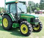 JDeere 5520 MFWD - 2002