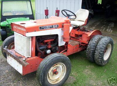Jacobsen G10 Tractor Amp Construction Plant Wiki Fandom