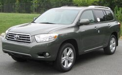 2010 Toyota Highlander Limited -- 09-03-2010