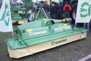 Krone Easi Cut 32 CV mounted mower at lamma 2010 - IMG 7594