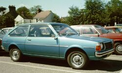 Mazda 323 1980