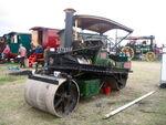Robey Tandem Great Dorset Steam Fair