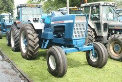 Ford 8000 reg EHN 170H at Newby 09 - IMG 2395