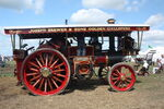 Burrell no. 3288 Showmans engine Nancy reg TA 1119 at Astwood Bank 09 - IMG 3386