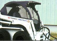 Terex Vectra Heman 175 skid-steer - 2007
