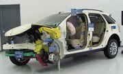 2007 Ford Edge SEL Plus IIHS