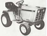 International Cub Cadet 682