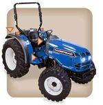FarmTrac 330 HST MFWD-2004