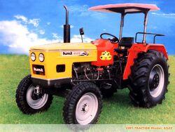 HMT 6522 (yellow)-2006