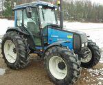 Valtra Valmet 700 MFWD (blue) - 2000