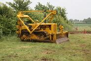 Caterpillar D4 with CCU and blade at EM WD 2013 - IMG 8663